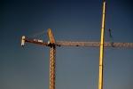 Montaggio Gru MK86 cantiere Fisciano (Sa)